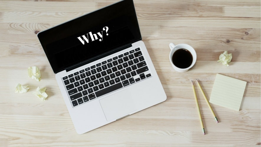 The Answer to WHY We're Starting a Blog