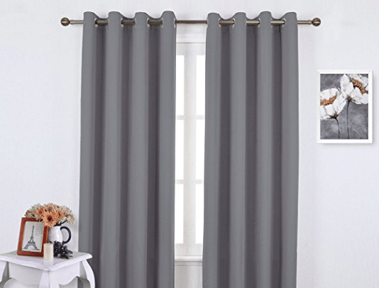 dark curtains for your dorm