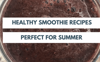 Healthy Smoothie Recipes
