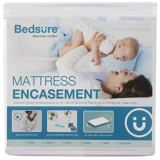 Twin XL Mattress Cover