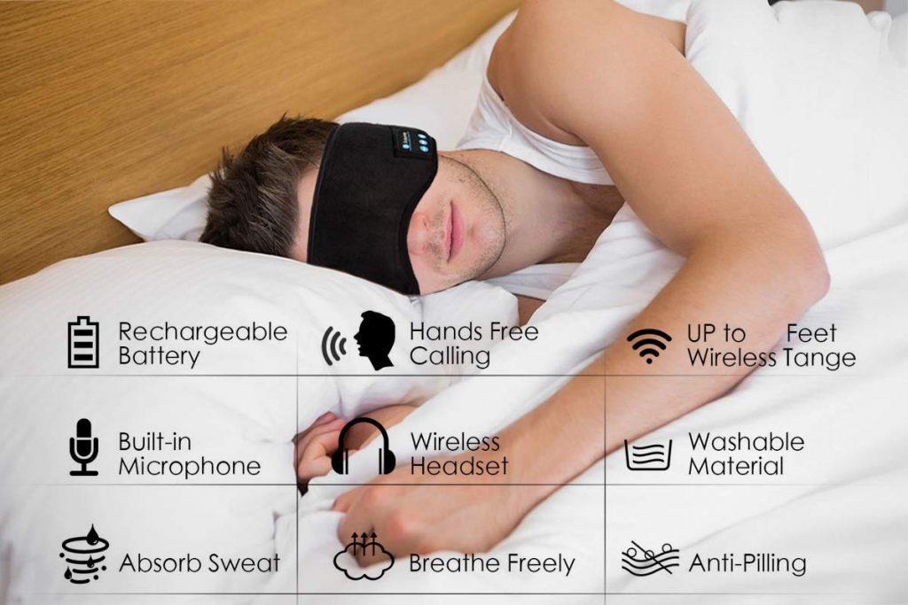 sleep mask for your college dorm room