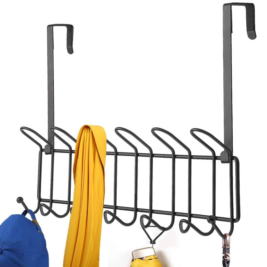 Over the Door Hanging Racks for Dorm