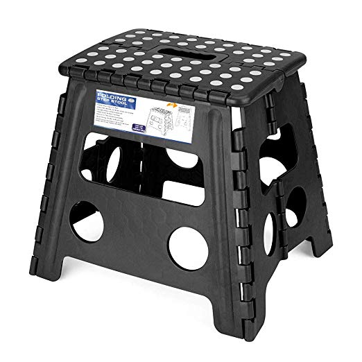 Folding Step Stool for Dorm Room