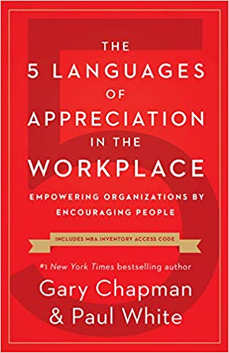 recommended books for a better 2020 Gary Chapman