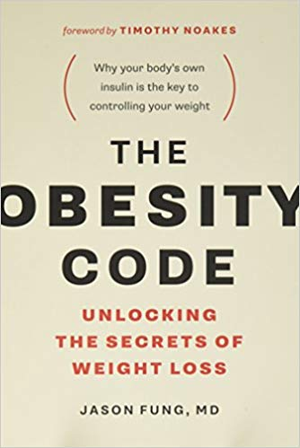 recommended books for a better 2020 Obesity Code Dr. Fung