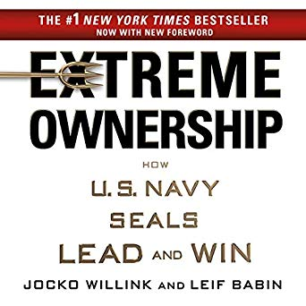 recommended books for a better 2020 Extreme Ownership