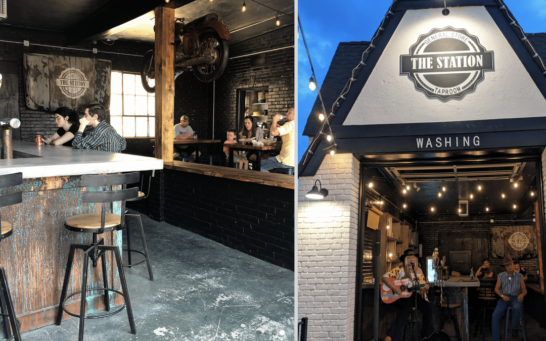 Tap Room, Food Trucks and Music in Downtown Mocksville