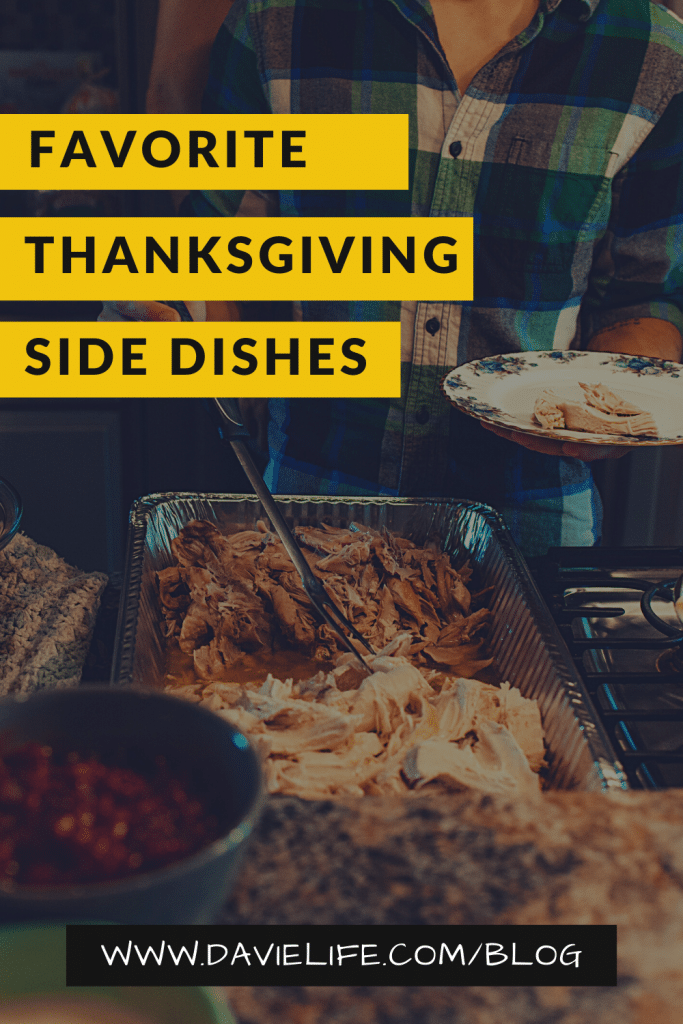favorite thanksgiving side dishes