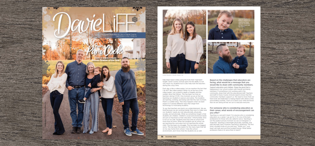 December 2020 Issue of DavieLiFE
