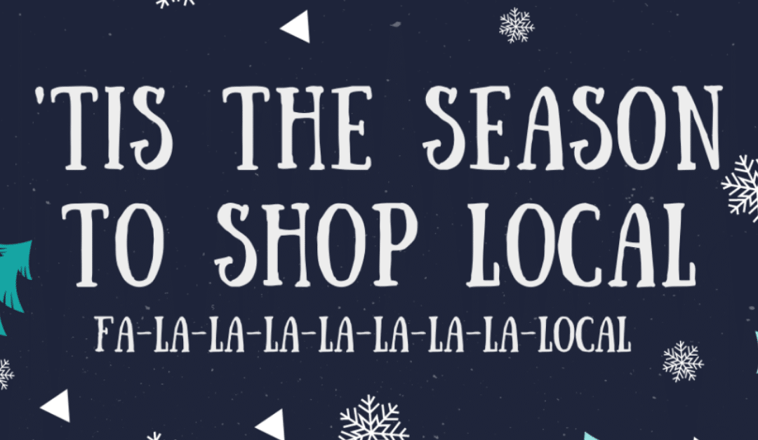 Tis' The Season to Shop Local in Davie County