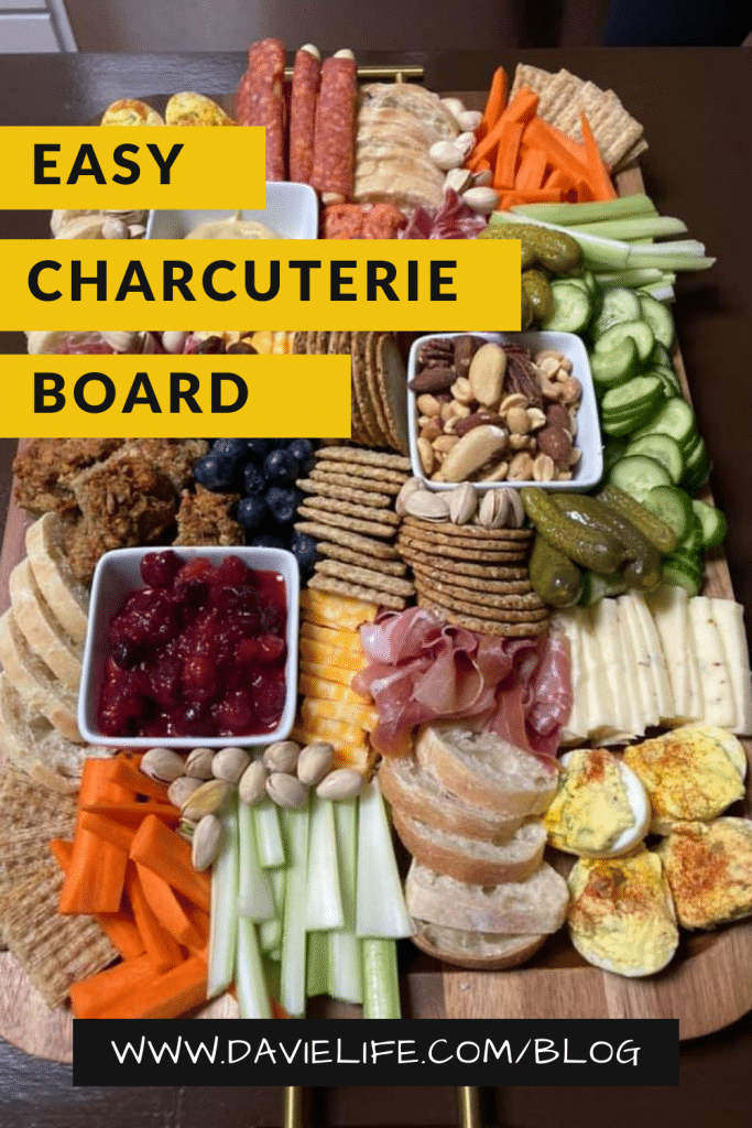easy charcuterie board