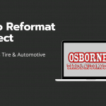 logo reformat project