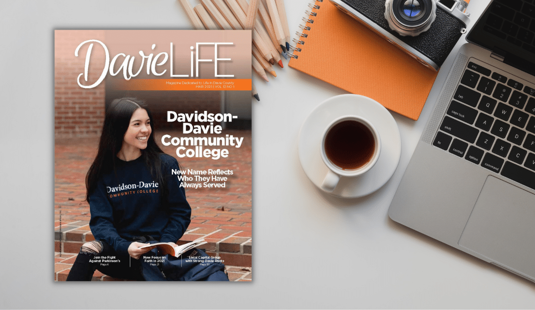 The March 2021 Issue of DavieLiFE