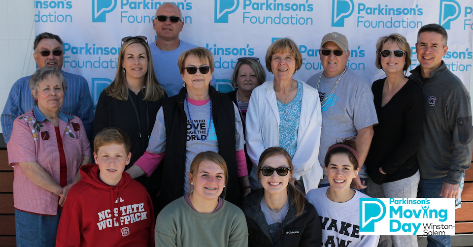 Parkinson Foundation's Virtual Moving Day Set for April 24