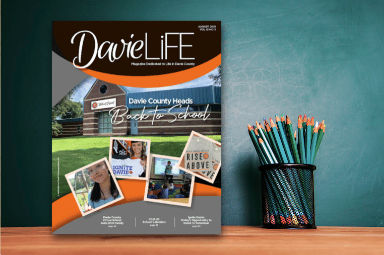 The 2021 Back-to-School Issue of DavieLiFE